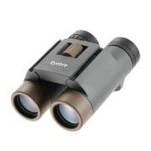 10x25 Compact Folding Binocular Travel Hiking Bird Watching Adults Kids Binocular Telescope