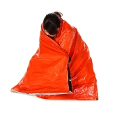 Portable Emergency Sleeping Bag Polyethylene Sleeping Bag Outdoor Camping Travel Hiking Sleeping Bag
