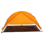 Naturehike Double Layer 1 Person 3 Season Aluminum Rod Outdoor Camping Tent Aluminum Poles Tent