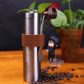 Stainless Steel Manual Coffee Grinder Hand Crank Hand Coffee Mill Spice Grinder Herb Grinder