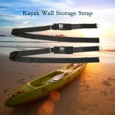 Kayak Wall Storage Strap Rack Boat Hanger Boat Keeper Garage Hanger