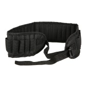Water Resistant Hunting Tactical Belt Shot Belt with 30 Shot Shells for Outdoor Sports