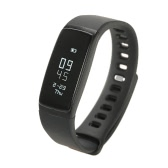 ​Multi-functional Water Resistant BT4.0 Smart Touch OLED Display Blood Pressure Heart Rate Bracelet Tracker Monitor Pedometer Sports Fitness Watch Wristband Calls Reminder for Android for iOS Phones Rechargeable