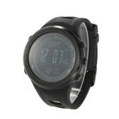 SUNROAD多機能屋外デジタルスポーツ腕時計デジタルコンパス/歩数計/高度計/気圧計/天気予報/ランニングウォーキングスポーツウォッチ