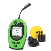 LUCKY FF818 Portable Wired Fish Finder Sounder Fish Alarm Fishfinder 100M Fishing Echo Sounder Fish Detector
