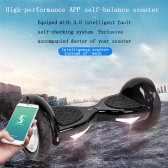 Newest APP 10 inch Electric Self-balance Scooter Bluetooth Intelligent Two-wheel Scooter
