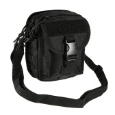 Outdoor Tactical Cross-body Bag Utility MOLLE Pouch Shoulder Bag Pack Military Style Daypack Sling Bag Hiking Camping Trekking Hunting Bag