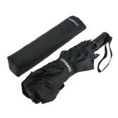 TOMSHOO折りたたみ傘自動旅行ゴルフ傘軽量10リブ防風キャノピーコンパクトオートオープン閉じます