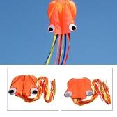 4 M ハンドルでタコ凧長く柔らかい凧ライン アウトドア スポーツ