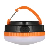 ​Mini Water Resistant 200LM LED Camping Light Camp Lamp Lantern Travel Light Outdoor Gear Backpacking Trekking Light Emergency Use
