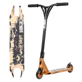 Smooth Professional Sports Scooter 2 Wheels Scooter  Skateboard CR-MO Tube for Pro Amateur