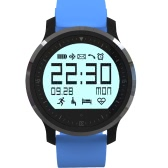 Smart Watch Sports Watch Pedometer Heart Rate Tracker Sleep Monitor Bluetooth 4.0 for Android 4.3 for IOS 8 Smartphone