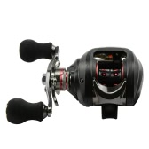 12B+RB 6.3:1 Left/Right Hand Baitcasting Fishing Reel Centrifugal Brake