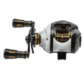 13B+RB 6.3:1 Left/Right Hand Baitcasting Fishing Reel Dual Brake
