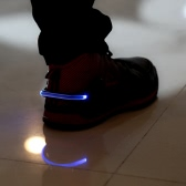 Outdoor Sports LED Safety Shoes Clip for Night Walking Running Cycling
