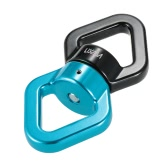 Lixada 30kN Rope Swivel Connector Sealed Bearing Rescue Climbing