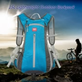 Naturehike 15L Lightweight Outdoor Backpack Climbing Cycling Riding Backpack Sport Bag Pack Camping Backpack Shoulder Bag