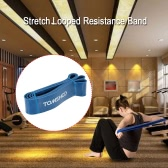 TOMSHOO 208cm Workout Loop Band Pull Up Assist Band Stretch Resistance Band Powerlifting Bodybulding Yoga Exercise Fitness Assist Mobility Band for Men and Women