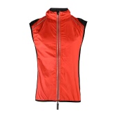 ​ROCKBROS Men Sleeveless Cycling Vest Breathable Bicycle Riding Jersey Coat Jacket Bicycle Cycle Sportswear Clothing Top