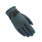 Warm Windproof Winter Thickening Bike Bicycle Motorcycle Gloves Thick Full Finger Sports Cycling Gloves