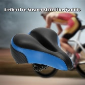Reflective Suspension Bike Saddle Mountain Bike Seat High-elastic Road MTB Bicycle Seat