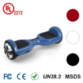 CHIC 6.5 inch 2 Wheels Self Balancing Smart Electric Scooter-Blue