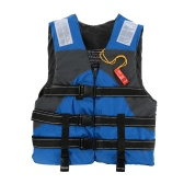 Lixada ​Outdoor Adult Lifesaving Life Jacket Flotation Device Work Vest Clothing Swimming Marine Life Jackets Safety Survival Suit Buoyancy Aid for Water Sport Swimming Drifting Fishing