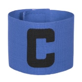 Football Soccer Captain Armband Elastic Team Sports Game Arm Band for Adult and Children