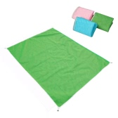 Hot Summer Beach Mat Sand Free Rug Picnic Blanket Sand Dirt & Dust Disappear for the Beach Picnic Camping and Outdoor Events Portable Mat