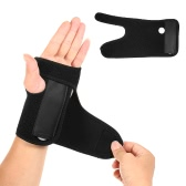 1PC Hand Brace Wrist Support Removable Splint Martial Arts Tennis Bike Motorcycle Prevention Wrist Injury