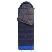 冬暖かい厚めのコットン屋外キャンプ用寝袋