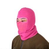 Winter Fleece Warm Full Face Cover Anti-dust Windproof Ski Mask
