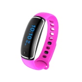 Fitness Tracker Watch Smart Band with Step Tracker Pedometer Bracelet Activity Tracker Sleep Monitor Calories Track Sweatproof Health Band for iPhone & Android Phones