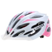 LIXADA24通気孔超軽量一体成型EPSスポーツサイクリングヘルメット ライニングパッド付き マウンテンバイク自  転車用 ユニセックス 調整可能なヘルメット