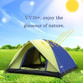 TOMSHOO Double Layer Double Door Camping Tent Leisure Tent 200 * 150 * 115cm