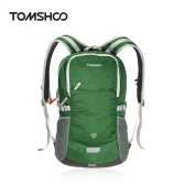 TOMSHOO 30L Outdoor Sport Backpack Hiking Trekking Bag Camping Travel Pack Mountaineering Climbing Knapsack with Rain Cover