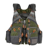 ​Lixada Outdoor Breathable Fishing Life Vest