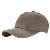 調節可能なソリッドカラー野球帽ユニセックスファッションレジャーカジュアルハットスナップバックキャップ