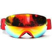 Winter Ski Goggles UV400 Protection Dual Lens Snowboard Goggles Spherical Snow Skating Skiing Sports Goggle Detachable Lens Goggles