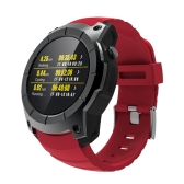 GPS Smart Watch 2G BT Heart Rate Sport-BLACK