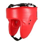 Boxing Helmet Head Guard Headguard Kick Brace Protection Training Muay Taekwondo Sparring Helmet Headgear Boxing Head Protector