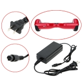 "Power Adapter Li-ion Battery Charger for 6.5"" / 8"" Dual Two 2 Wheels Self Balancing Smart Electric Mini Scooter Skateboard Intelligent Balance Car Unicycle"