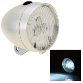 3 LED 自転車ビンテージ フロント ライト自転車前照灯昔ながらのスタイル