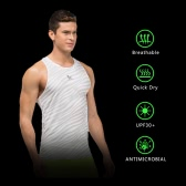 Quick-dry Men Bodybuilding Clothing Fitness Top Mens Sleeveless Shirt Sports Vest