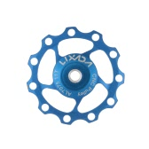 ​Lixada 1pc 11T/13T Rear Derailleur Guide CNC Aluminum Alloy Pulley Jockey Wheel Disc Sealed Bearings Pulley Replacement