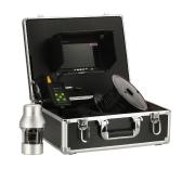 Lixada 1000TVL釣りカメラの下でポータブル防水18 LED 360度回転カメラ魚ファインダー7インチ液晶モニター20m / 50m / 100mケーブル