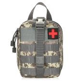 45 lixada outdoor molle medical pouch first aid kit utility bag emergency survival first responder medic bag