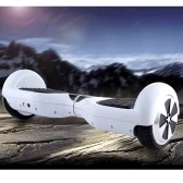 6.5 inch 2 Wheels Smart Self Balancing Scooter-White
