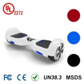CHIC 6.5 inch 2 Wheels Self Balancing Smart Electric Scooter-White