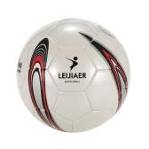 ゲームマッチのトレーニングのためのサイズ5 TPUサッカーボールインフレータブルサッカーボールソフトタッチ耐候性耐久性のあるサッカー